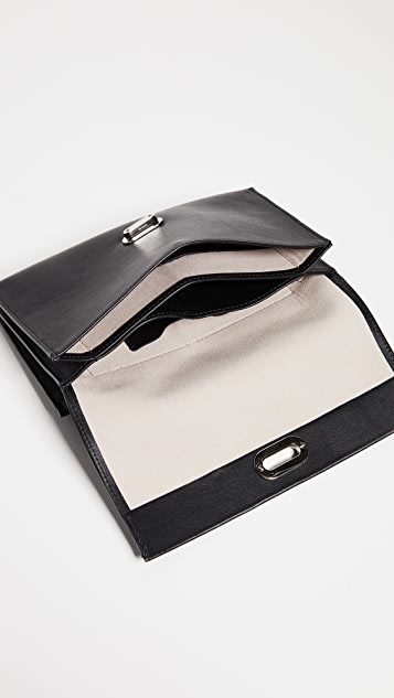 Shinola Birdy Cross Body Clutch