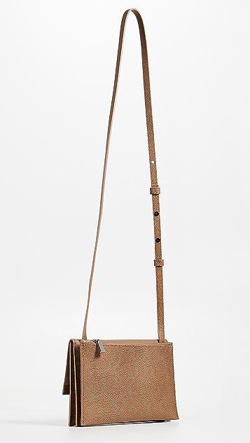 Shinola Accordion Cross Body Bag