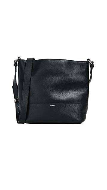 Shinola Small Relaxed Hobo Bag