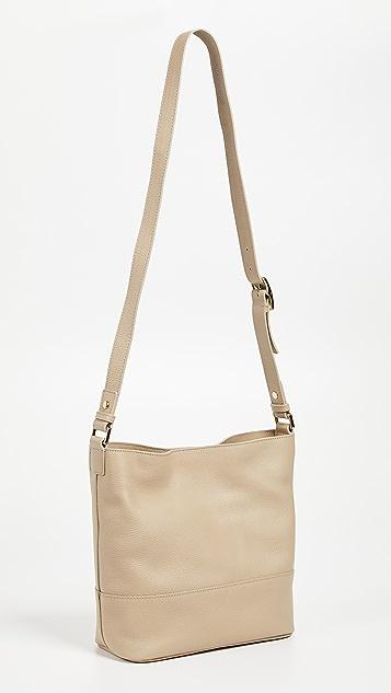 Shinola Small Relaxed Hobo Bag