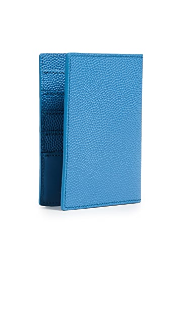 Shinola Latigo Passport Wallet