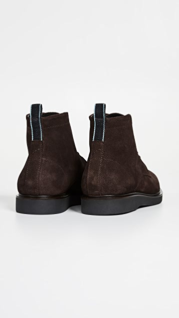 Shoe The Bear Jerry Suede Lace Up Boots