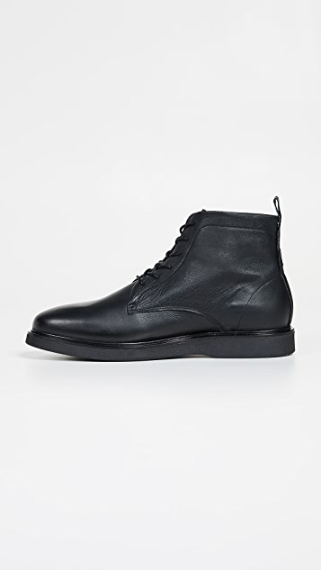 Shoe The Bear Jerry Leather Lace Up Boots