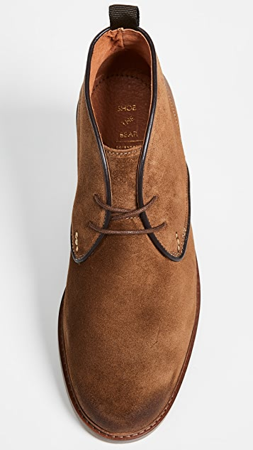 Shoe The Bear Dalton Suede Chukka Boots