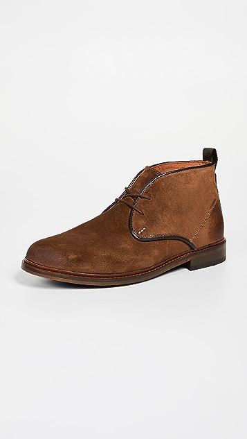 Shoe The Bear Dalton Suede Chukka Boots