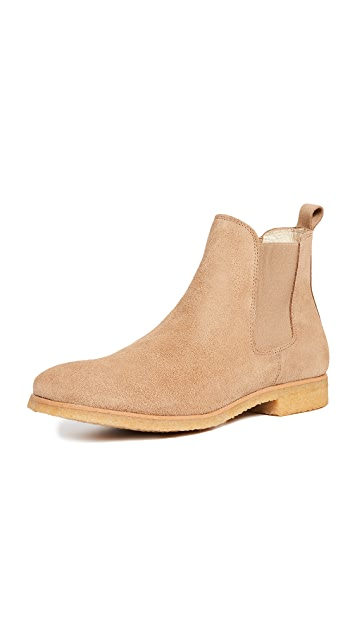 Shoe The Bear Kelvin Suede Crepe Sole Boots
