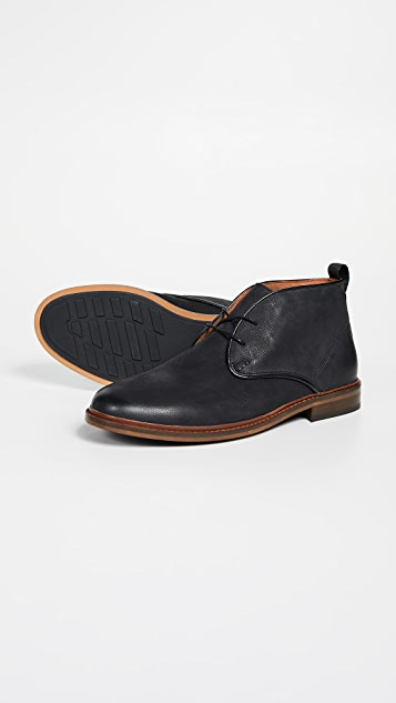 Shoe The Bear Dalton Leather Chukka Boots