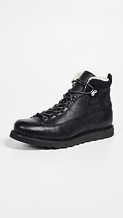 Shoe The Bear Tenzing Leather Hiker Boots