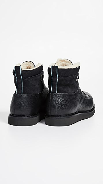 Shoe The Bear Tenzing Leather Hiker Boots