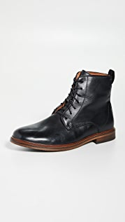Shoe The Bear Ned Leather Boots