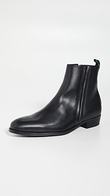 Shoe The Bear Alfredo Leather Boots