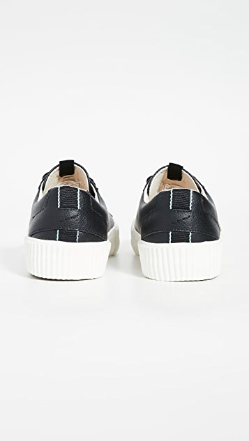 Shoe The Bear Bushwick Leather Sneakers