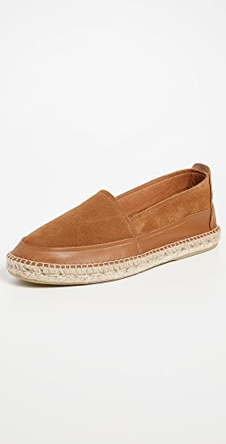 Shoe The Bear - Tonka Suede Slip-On Espadrilles