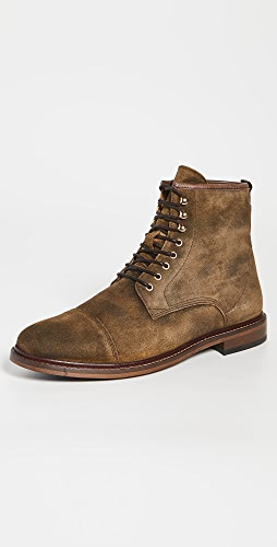 Shoe The Bear - Curtis Waxed Suede Boots