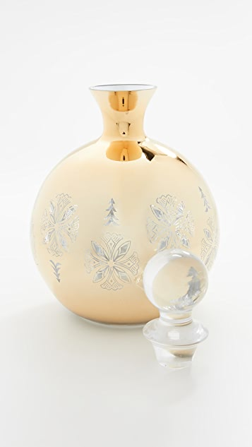 Shopbop @Home Glam Medallion Decanter