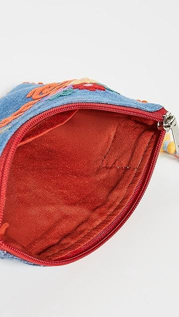 Shopbop @Home 牛仔布阳光手包