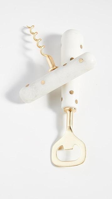 Shopbop @Home Stella Corkscrew and Bottle Opener