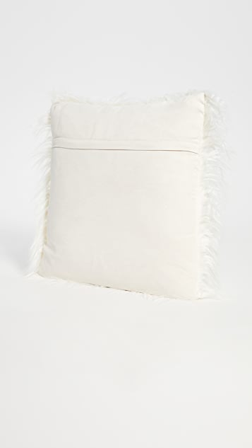 Shopbop @Home Shag Pillow