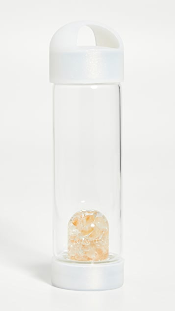 Shopbop @Home White Loop Water Bottle Accessory