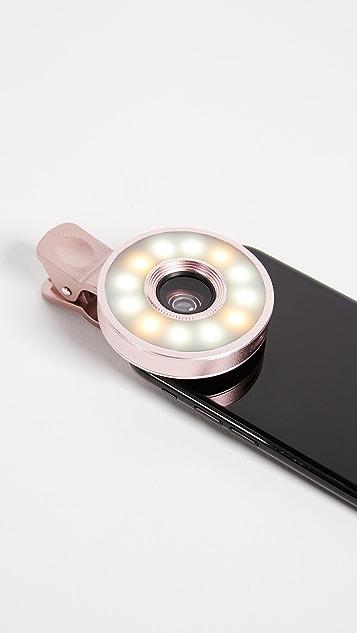 Shopbop @Home Selfie GloLens