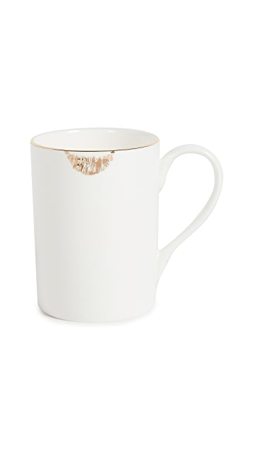 Shopbop @Home Reiko Kaneko Lip Tease Mug