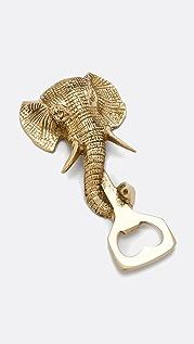 Shopbop @Home Lucky Elephant Bottle Opener