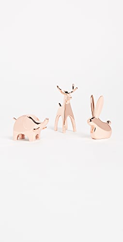Shopbop @Home - Anigram Ring Holder Set of Three