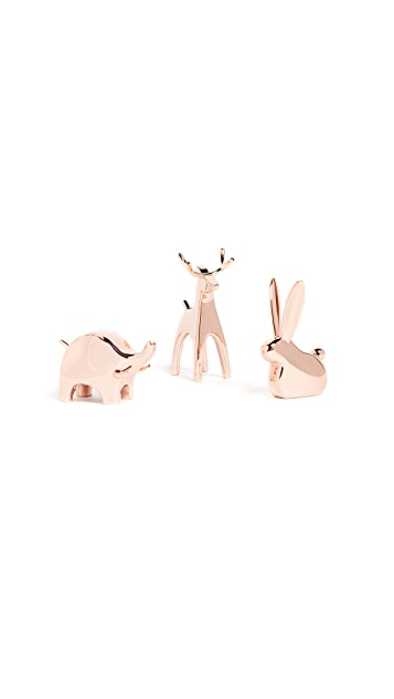 Shopbop @Home Anigram Ring Holder Set of Three