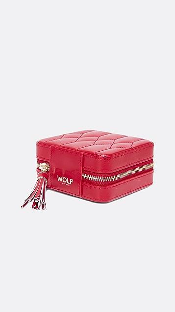 Shopbop @Home WOLF Caroline 拉链旅行箱
