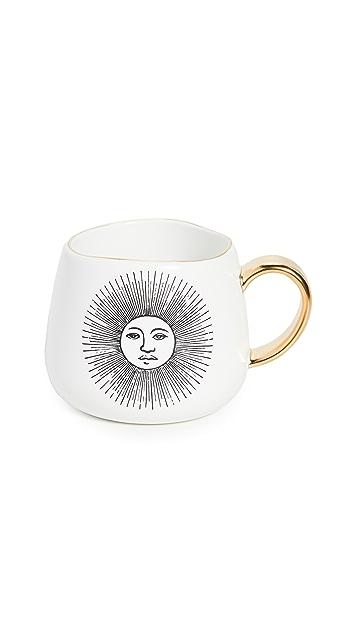Shopbop @Home 太阳和月亮杯子