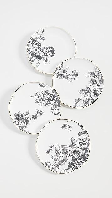 Shopbop @Home Floral Plates
