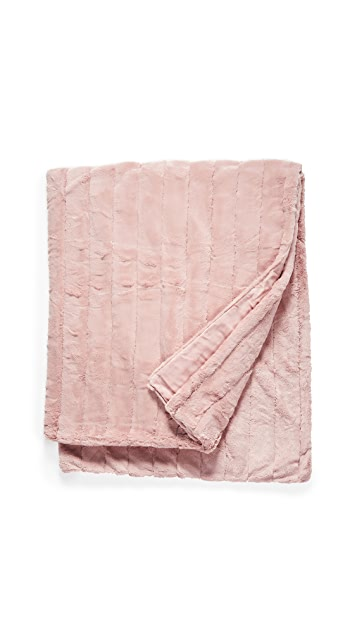Shopbop @Home Posh Throw Blanket