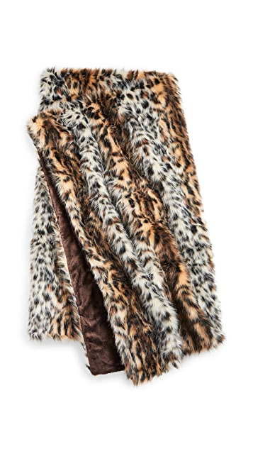 Shopbop @Home Limited Edition Throw Blanket