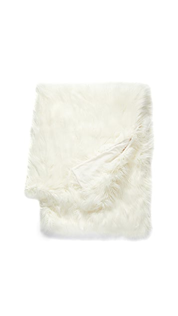 Shopbop @Home Signature Throw Blanket