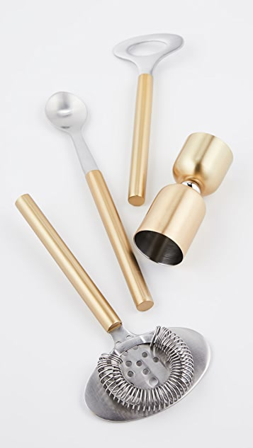 Shopbop @Home Orion Bar Tools Kit