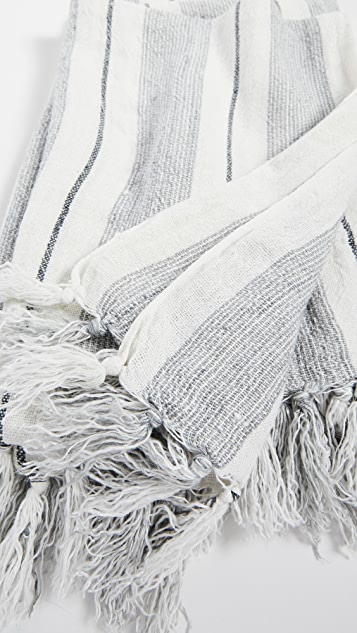Shopbop @Home Pom Pom at Home: Laguna Thrown Blanket