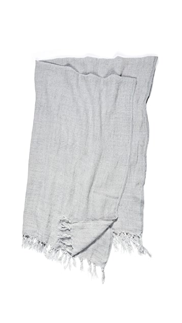 Shopbop @Home Pom Pom at Home: Montauk Throw Blanket