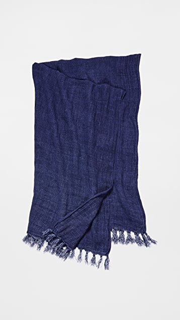 Shopbop @Home Pom Pom at Home: Montauk Throw Blanket