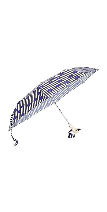 Shopbop @Home Original Duckhead Compact Umbrella - Polkastripe