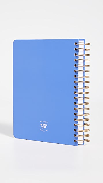 Shopbop @Home Yes Studio Goal Planner