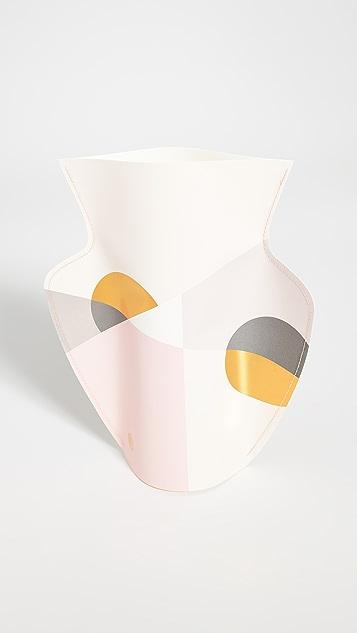 Shopbop @Home Octaevo Siena 纸花瓶套