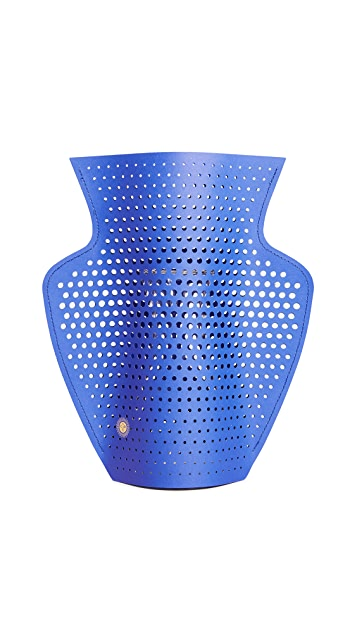 Shopbop @Home Octaevo Helio 纸花瓶套