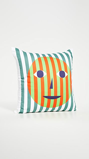 Shopbop @Home Dusen Dusen Printed Pillow