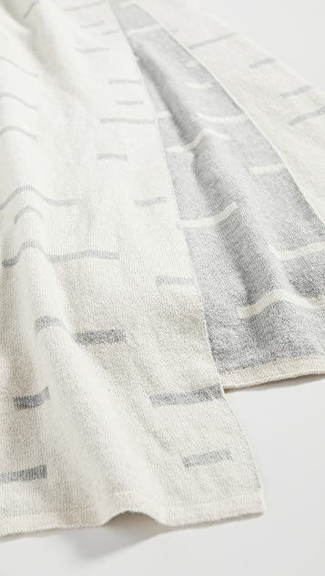 Shopbop @Home Oyoy Smilla Blanket