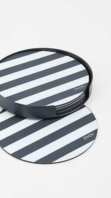 Shopbop @Home Подставки под кружки Oka от OYOY