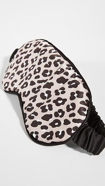 Shopbop @Home Tara Neck Pillow and Eye Mask