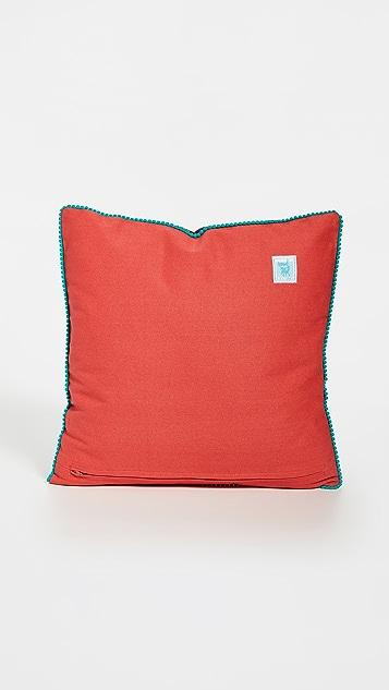 Shopbop @Home Frida Glamour Pillow