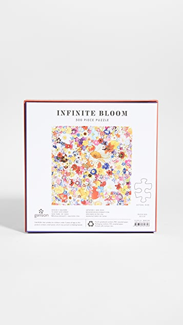 Shopbop @Home Infinite Bloom 500 Piece Puzzle