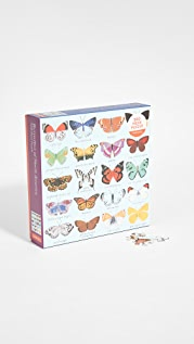 Shopbop @Home Butterflies of North America 500 片拼图