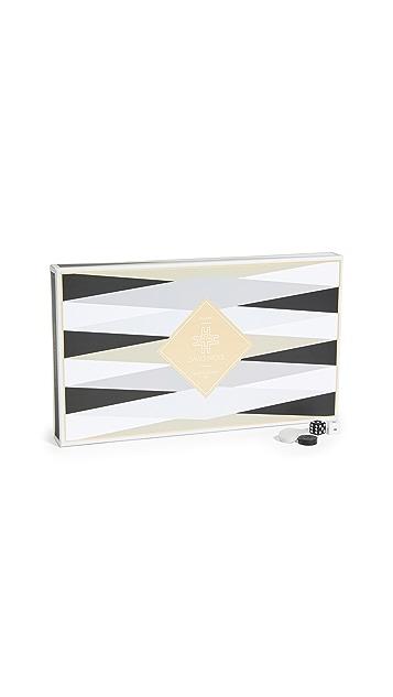 Shopbop @Home David Hicks Backgammon Set